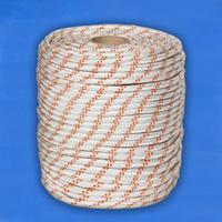 Верёвка плетёная полиамидная с сердечником 24-прядная D8 мм