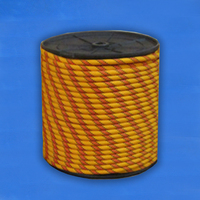 Верёвка страховочно-спасательная D12 мм Янтарь