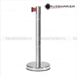 Столбик с лентой 5 метров бюджет BSLN-227625