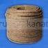 Верёвка пеньковая 88 мм