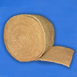 Межвенцовый утеплитель джутовый (лента) шир.100 мм (5-6мм)