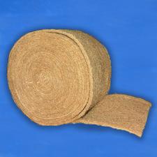 Межвенцовый утеплитель джутовый (лента) шир.1600 мм (5-6мм)