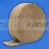 Льноватин ленточный шир 100мм, (рул 1,5-3кг)