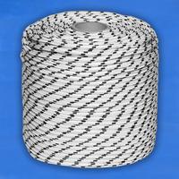 Шнур плетеный полиамидный 16-прядный D8 мм
