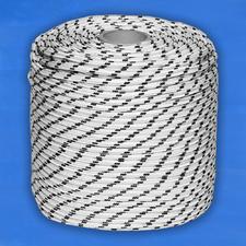 Шнур плетеный полиамидный 16-прядный 8 мм