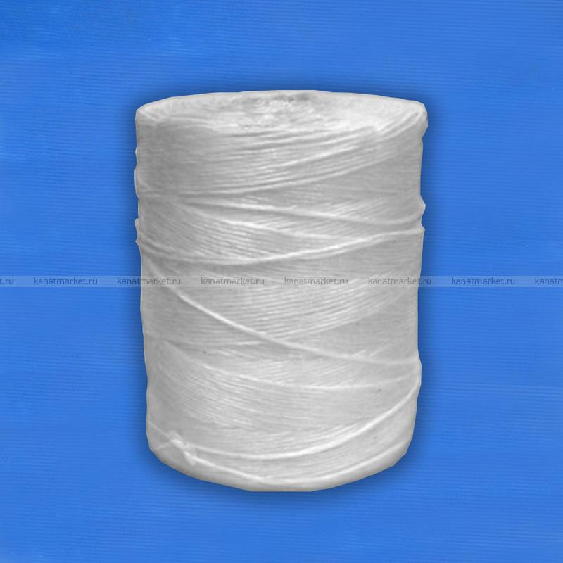 Шпагат полипропиленовый ПП 9200 ктекс в бобинах по 5 кг