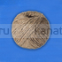Шпагат льняной ШЛ 1,25 ктекс П 2 полированный 2-ниточный в бобинах по 100 м в шт.