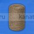Шпагат пеньковый ШП 1,7 ктекс Н 1 неполированный 1-ниточный
