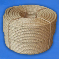 Верёвка сизалевая 10 мм