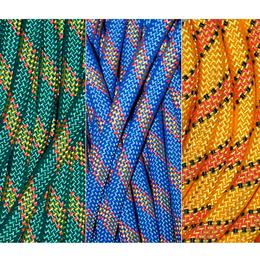 Верёвка страховочно-спасательная статическая с сердечником низкого растяжения 10 мм