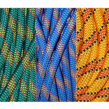 Верёвка страховочно-спасательная статическая с сердечником низкого растяжения Скала S12