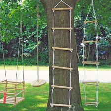 Верёвочная лестница (Джутовый канат)