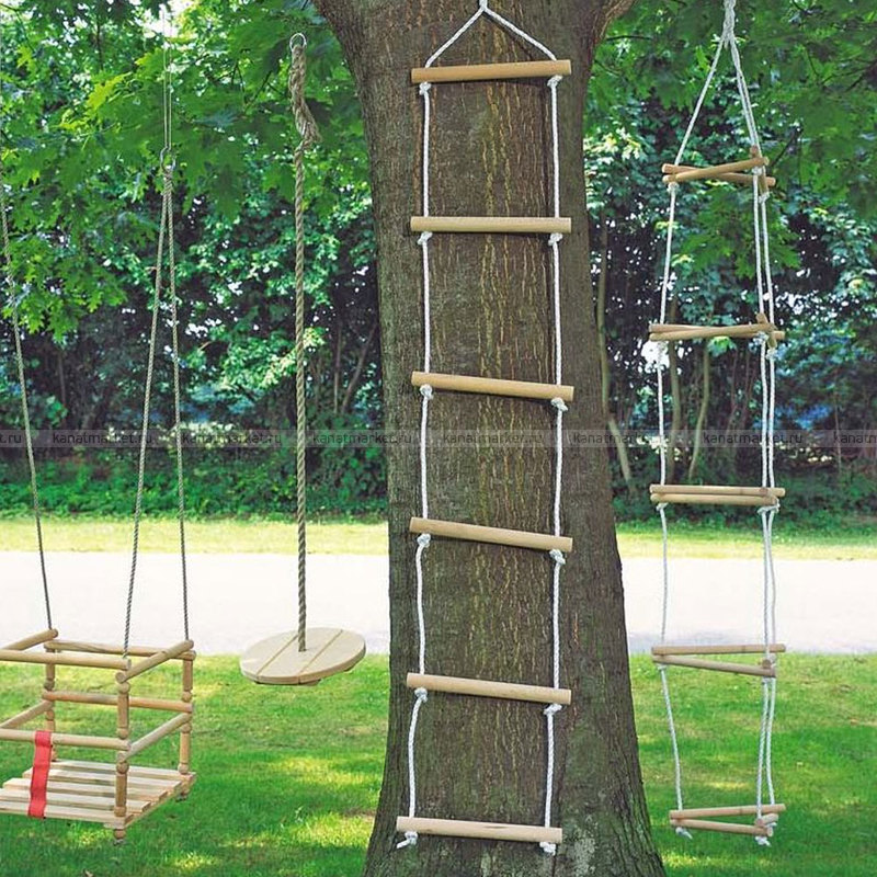 Лестница (Страховочно-спасательная верёвка)