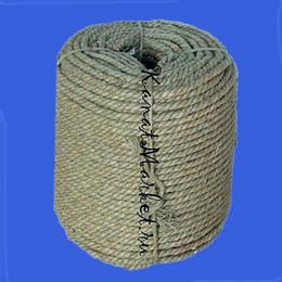 Верёвка льняная