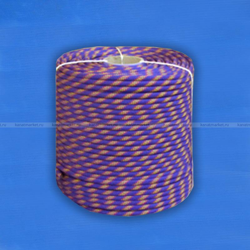 Верёвка страховочно-спасательная 10 мм Веста-10