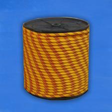 Верёвка страховочно-спасательная 12 мм Янтарь